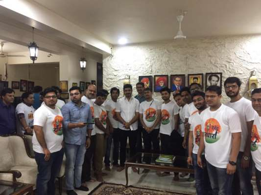Siddharth Shirole Gets Support From Pune's IT and Engineering industry Professionals