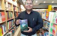 Serving Army Major, Piyush Semwal releases maiden novel in Pune