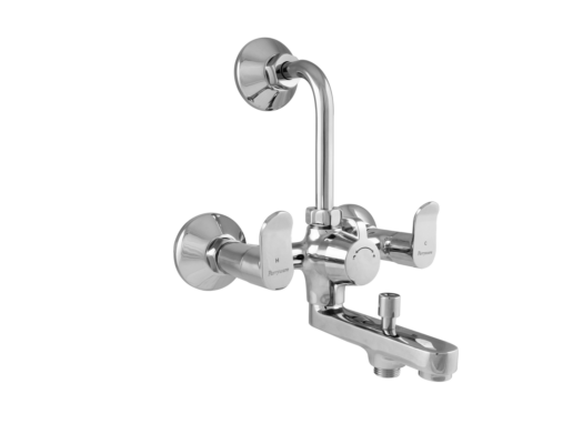 Parryware debuts 'Alpha' a new range of faucets with Effective Flow+ Technology
