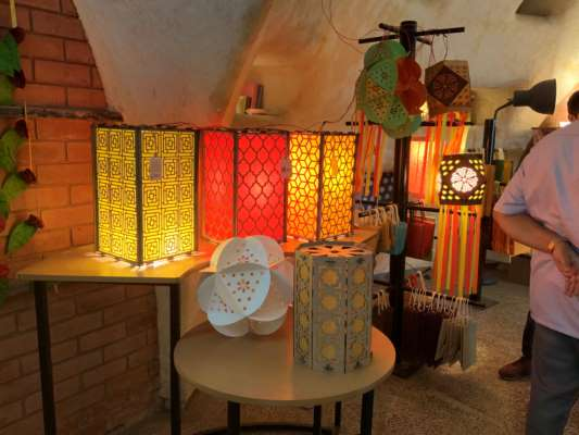 Handmade Paper Institute unveils its exclusive Diwali exhibition
