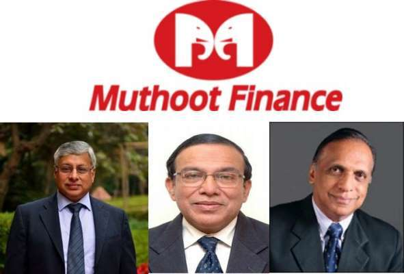 Muthoot Finance appoints three new Independent Directors