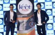 Veet forays into male grooming segment with the launch of Veet for Men