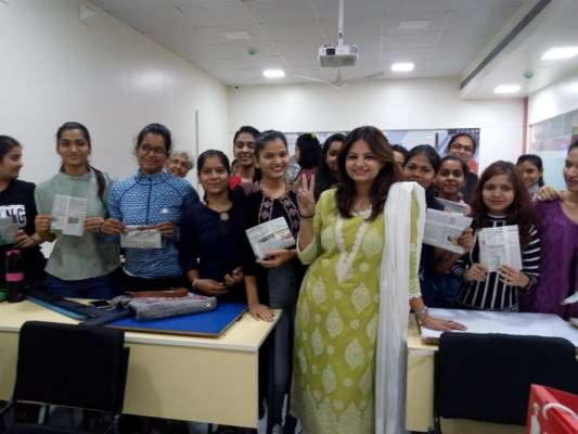 """INIFD Deccan, Pune agrees that  """"Health is Wealth"""" is not just a quote but also a strong belief"""