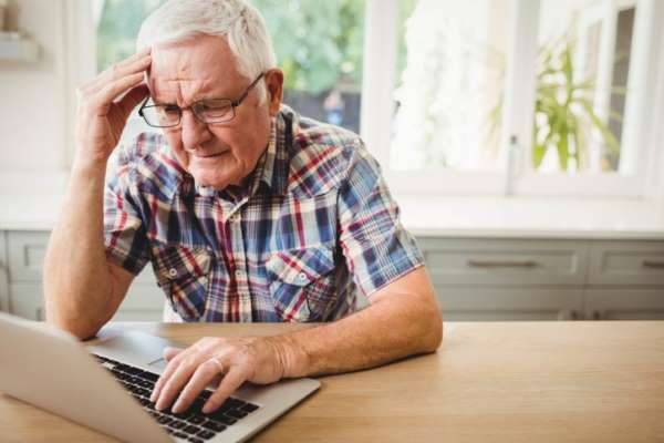 Why Are Internet Scams Affecting the Elderly