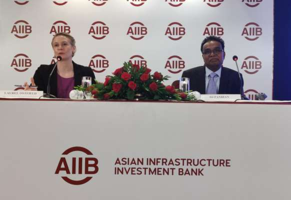 AIIB Investment in India nears USD 3 Billion
