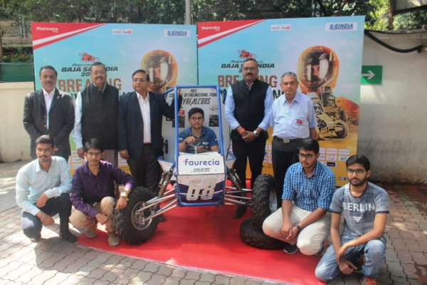 Mahindra BAJA SAEINDIA 2020 commences its 13th edition
