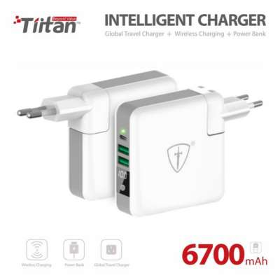 Tiitan Launches Intelligent Charger in India