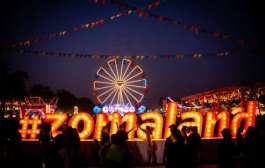 Zomaland, India's biggest food carnival is back in Pune this weekend!