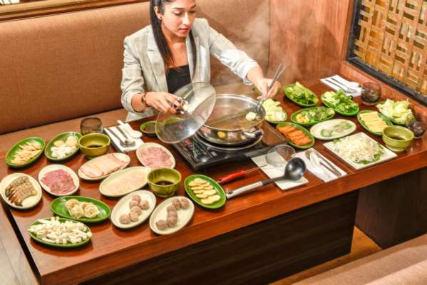 Devour the Traditional Chinese Hotpot at TCK by The China Kitchen