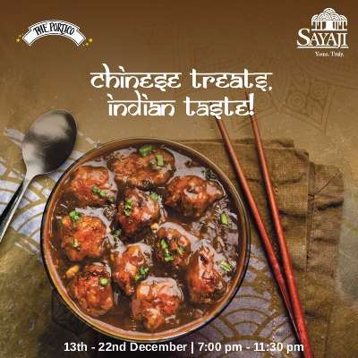 Sayaji Pune hosts a lip-smacking Indo-Chinese Food Festival