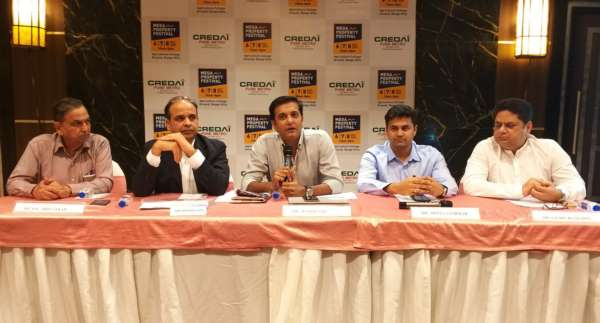 CREDAI-Pune Metro's 19th Mega Property Festival will showcase properties starting from Rs.15 Lakh