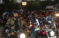 MTV Roadies Revolution stormed the streets of Pune with the coolest Bike Rally