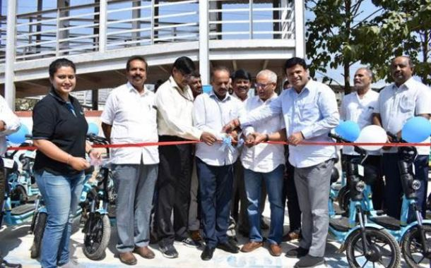YULU brings more EV's to Namma Bengaluru in collaboration with South Western Railways