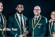 South Africa (SA) Rugby congratulates Springboks on prestigious Laureus Award