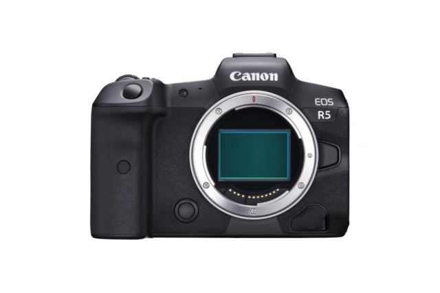 Professional Mirrorless Redefined – Canon announces development of the game-changing, 8K video-capable EOS R5