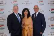 ETIHAD AIRWAYS HOSTS KEY EVENTS TO CELEBRATE INDIA MILESTONES