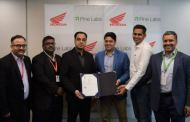 Honda 2Wheelers signs MoU with Pine Labs