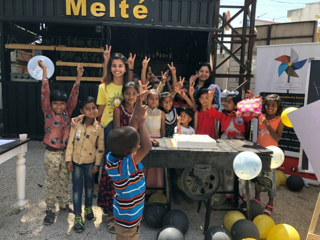 Srujan Community holds a special interactive workshop with underprivileged kids