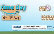 Small and Medium Businesses and start-ups on Amazon.in to launch 1000+ new products this Prime Day on August 6 and 7