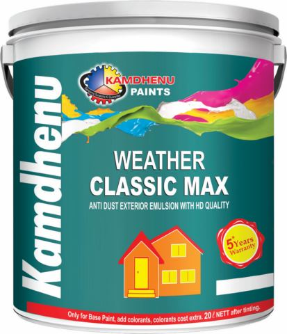 Kamdhenu Paints to run a campaign promoting weather protecting products