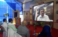 Power Minister Shri RK Singh dedicates 74 developmental projects to the people of Arrah, Bihar
