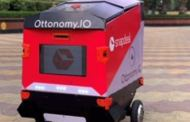 Snapdeal and autonomous mobility startup Ottonomy IO successfully test deliveries using Robots