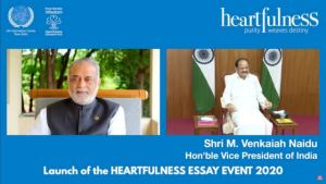 Heartfulness Essay Competition