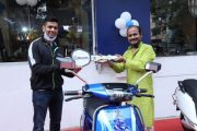 BGAUSS opens up its dealership in Pune