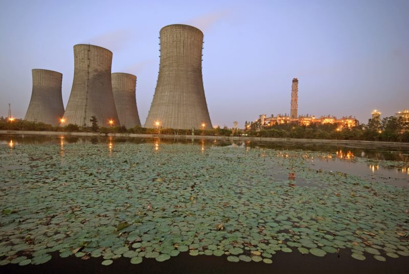 NTPC Dadri striving to become the cleanest coal-fired plant in India