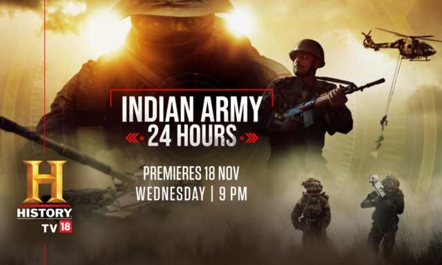 Watch how the Indian Army keeps threats at bay, round the clock, in HistoryTV18's gripping new documentary
