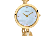 Nebula by Titan presents Ashvi, 18K Solid Gold Watches for the Festive Season