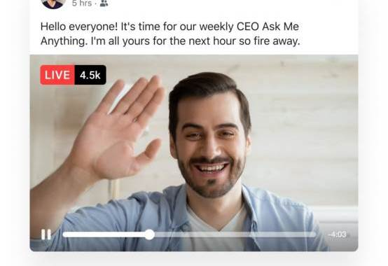 Workplace from Facebook ratchets up its user experience notch with latest updates