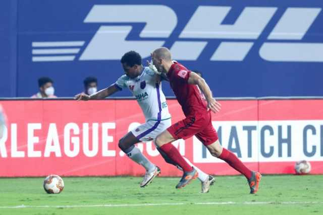 NorthEast United rise above chasing pack with Odisha win