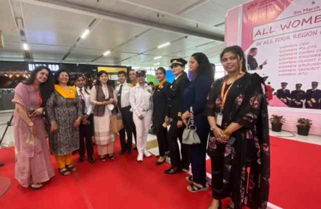 First Flight to Bareilly Flagged off