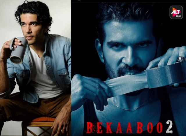 """""""Season 2 will see a more evolved version of my character, and I am excited about the audience's reaction."""" - Taher Shabbir from ALTBalaji's Bekaaboo 2"""