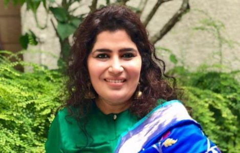 Dress your confidence: Ruchi Gulati #31