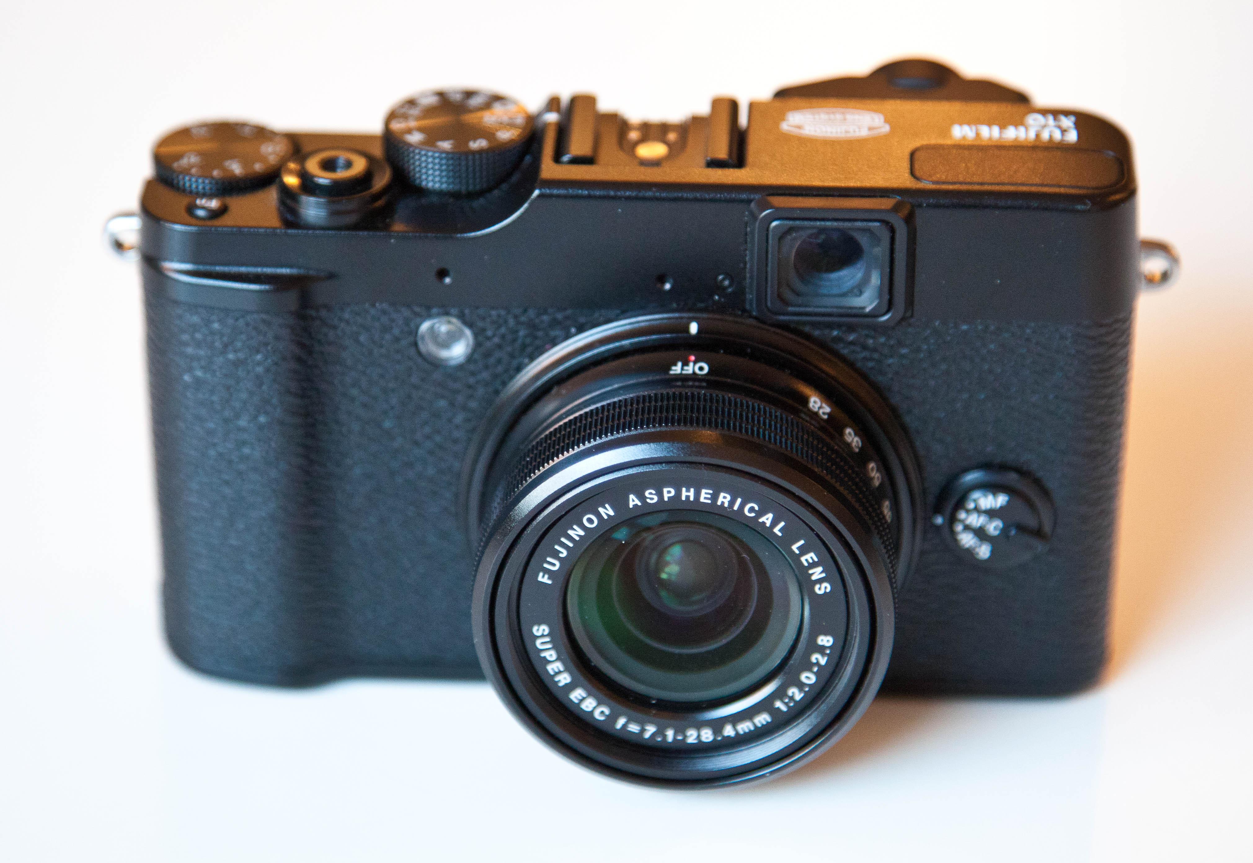 Lekkert Og Imponerende Kompaktkamera Fra Fujifilm