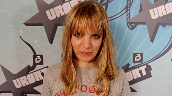 Ingrid Olava. (Foto: Erlend Lånke/NRK P3)