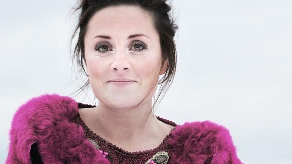 Kristine Riis -  ny programleder i Juntafil. (Foto: Kim Erlandsen/NRK)