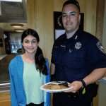 NRPD Receives Visit From Local 7th Grader Paying It Forward