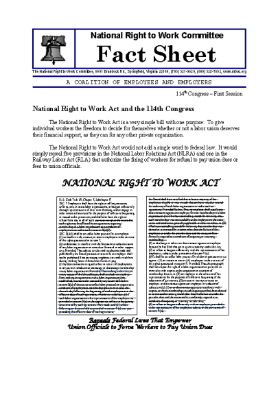 Fact Sheet - National Right to Work Act 2015_Page_01