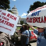 California Teachers Boss led rally for more taxes