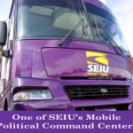 seiu mobile political command center