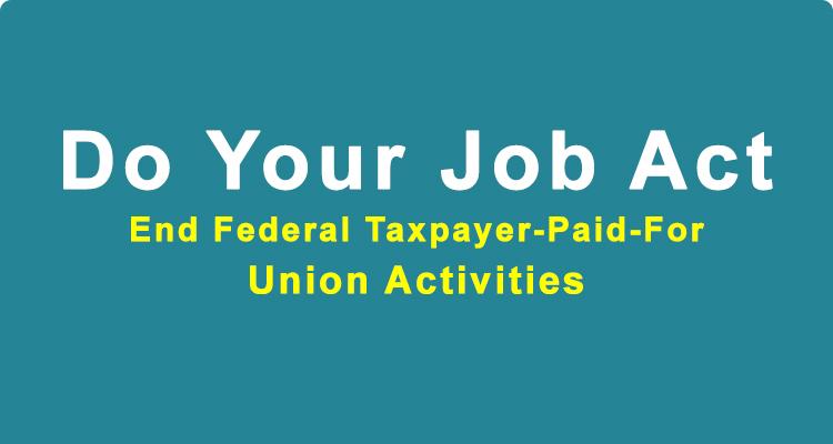 Do Your Job Act