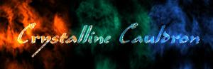 Crystalline Cauldron Banner