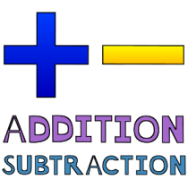Image result for addition and subtraction clipart
