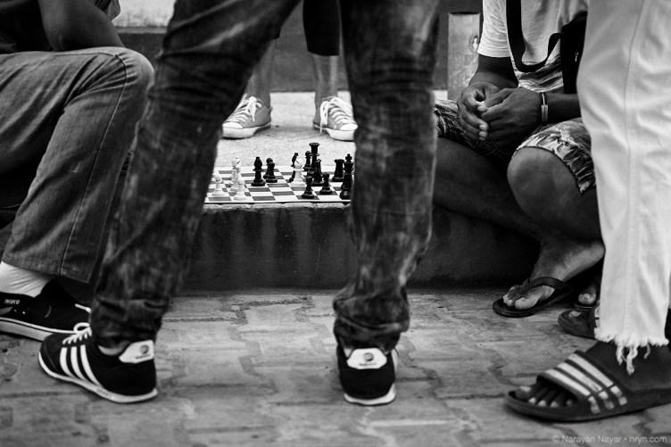 Sidewalk Game