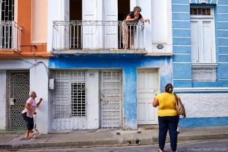 Street Scene, Santiago de Cuba