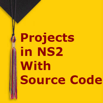 Projects in NS2 with source code