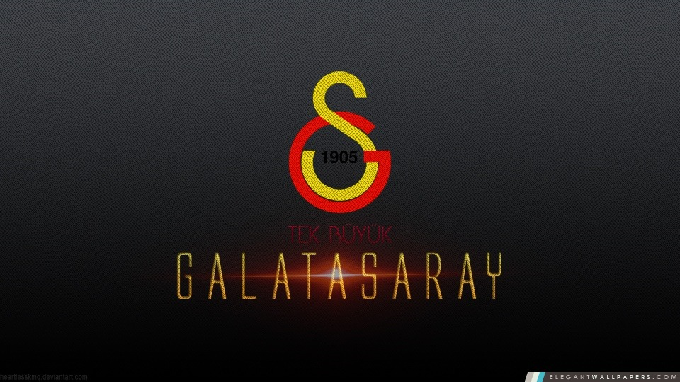 GALATASARAY Fond Dcran HD Tlcharger Elegant